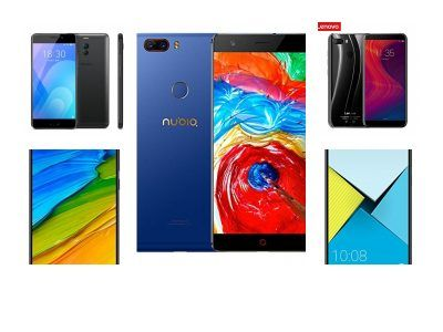 mejores moviles chinos